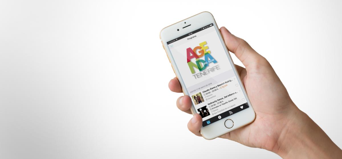 App Agenda del Ocio Tenerife