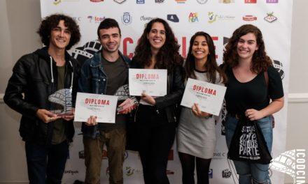 """Concluye el exitoso icoDcine Festival de Cine Low Cost con el corto """"Morfología"""" como el más premiado"""