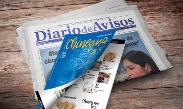 Busca Chinegua 5 Gratis con Diario de Avisos