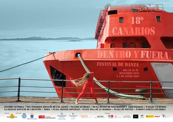 Segunda jornada del 18º Festival de Danza Canarios dentro y fuera