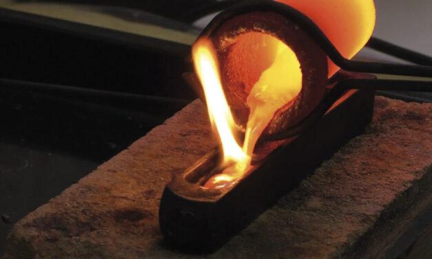 Artes del Fuego: Orfebrería