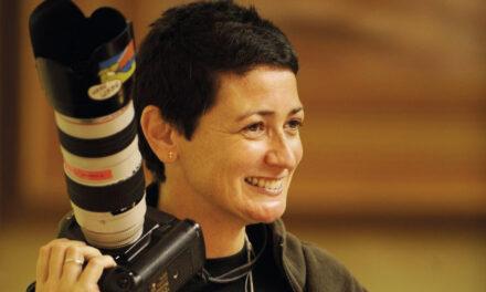 María Pisaca, fotógrafa de la «vida real»